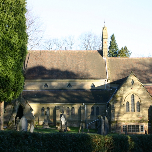 Holy Trinity Church, Birmingham, The Lickey Bristol Stoke gifford old school