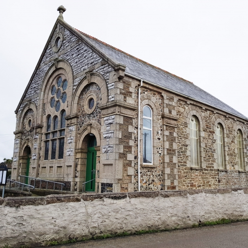 Paynters Lane End Methodist Church, Illogan, Cornwall Bristol Stoke gifford old school