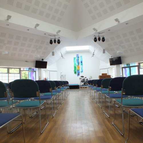 Trinity Methodist Church, East Grinstead Phase 2 Bristol Stoke gifford old school