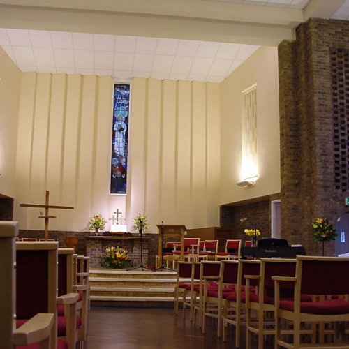 Teddington Methodist Church Bristol Stoke gifford old school